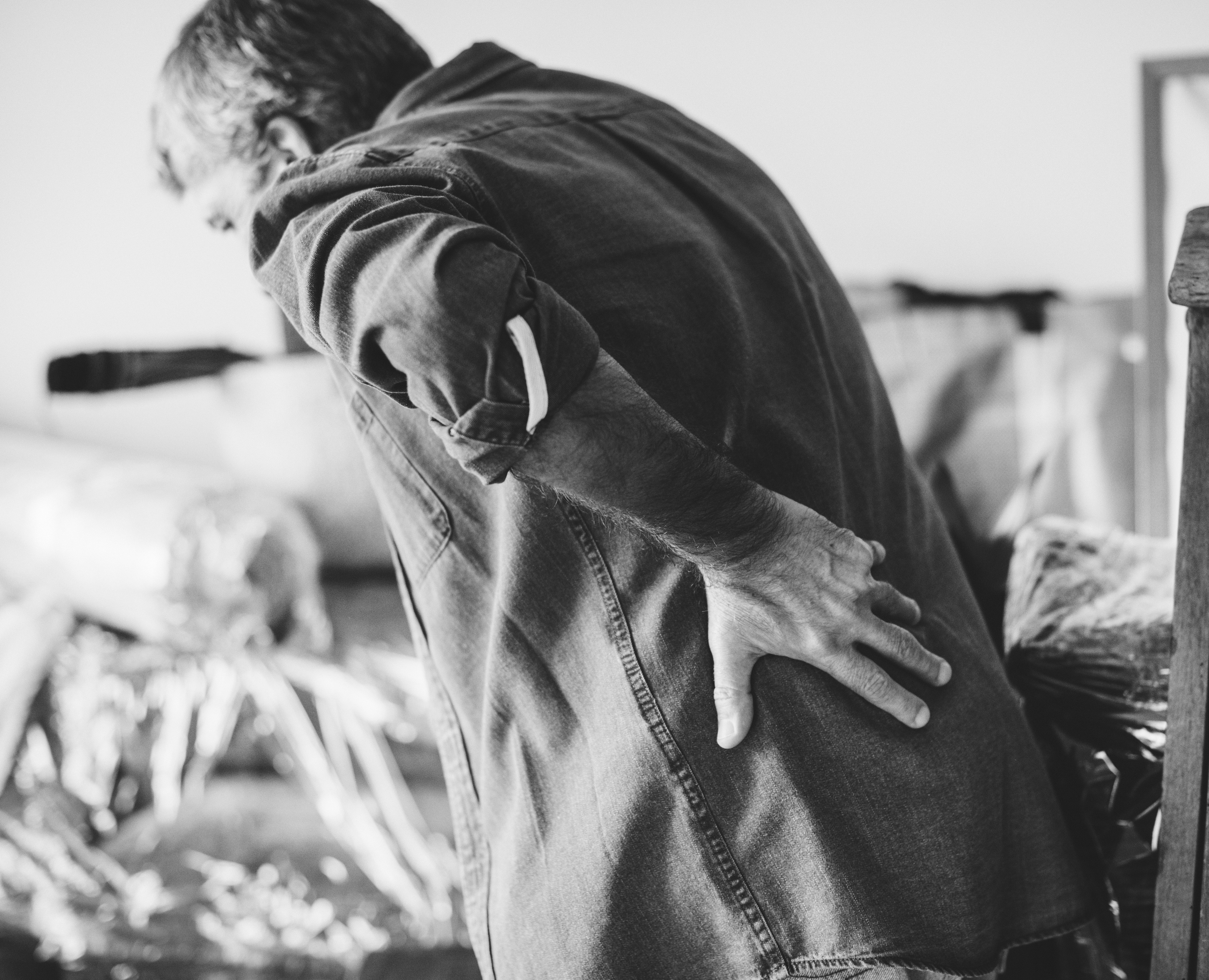 Informationen zur Gesundheit – Chronische Schmerzen