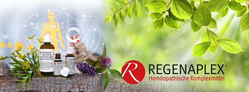 Informationen zur Gesundheit 7-2019 – Entzündungen mit Regenaplexen unterstützen