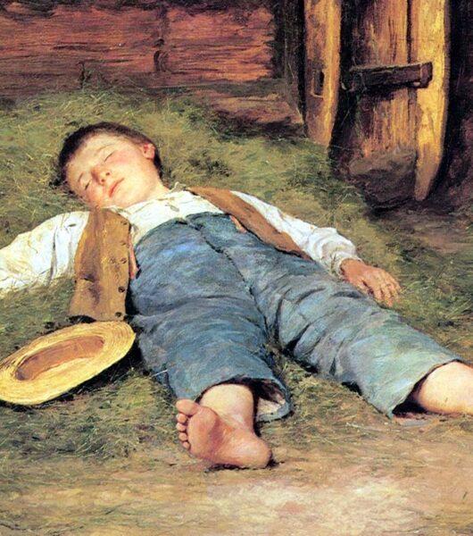 Der gesunde Schlaf